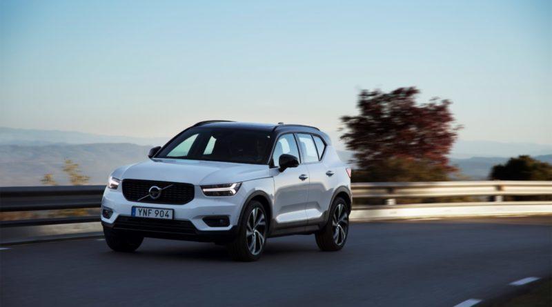 Volvo Cars odnotowało wzrost sprzedaży o 17,2 procenta w pierwszych dwóch miesiącach 2018 roku