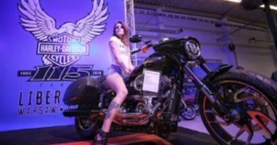 Tłumy przybyły na targi motocyklowe Warsaw Motorcycle Show