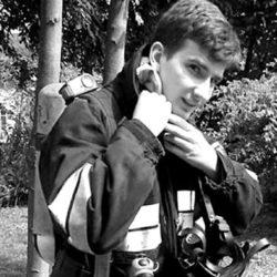 Nie żyje strażak z OSP Dobre Miasto. Uległ wypadkowi podczas ćwiczeń w PSP Kętrzyn. Miał 23 lata.