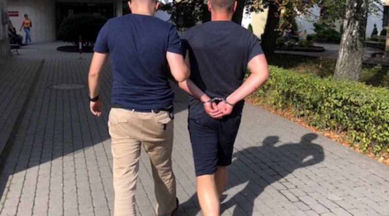 Areszt za usiłowanie zabójstwa ze szczególnym okrucieństwem