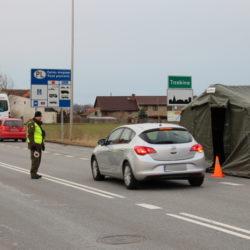 Uwaga ! Tymczasowe przywrócenie kontroli granicznej w całym kraju