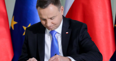 Prezydent podpisał ustawę w sprawie cen prądu w 2019 r.