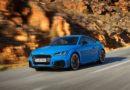 Kompaktowy samochód sportowy w swej szczytowej formie: nowe Audi TT RS Coupé