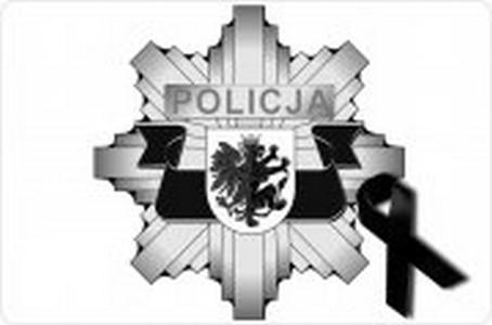 W wypadku zginął policjant na służbie. Cześć Jego Pamięci!