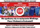 Uwaga! Pikieta protestacyjna w Dąbrowie Górniczej – Razem możemy więcej !