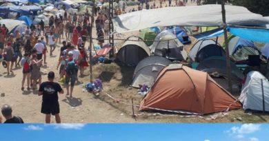 """Straż Graniczna również na XXV festiwalu muzycznym """"Pol 'and' Rock"""""""