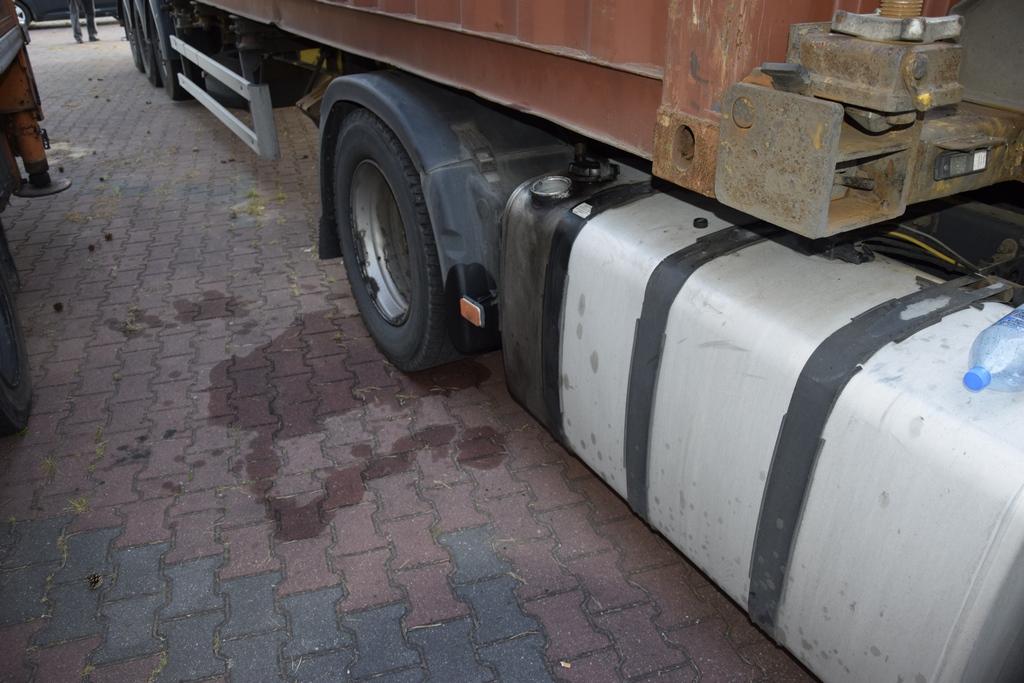 Kradli paliwo – Zostali zatrzymani na gorącym uczynku