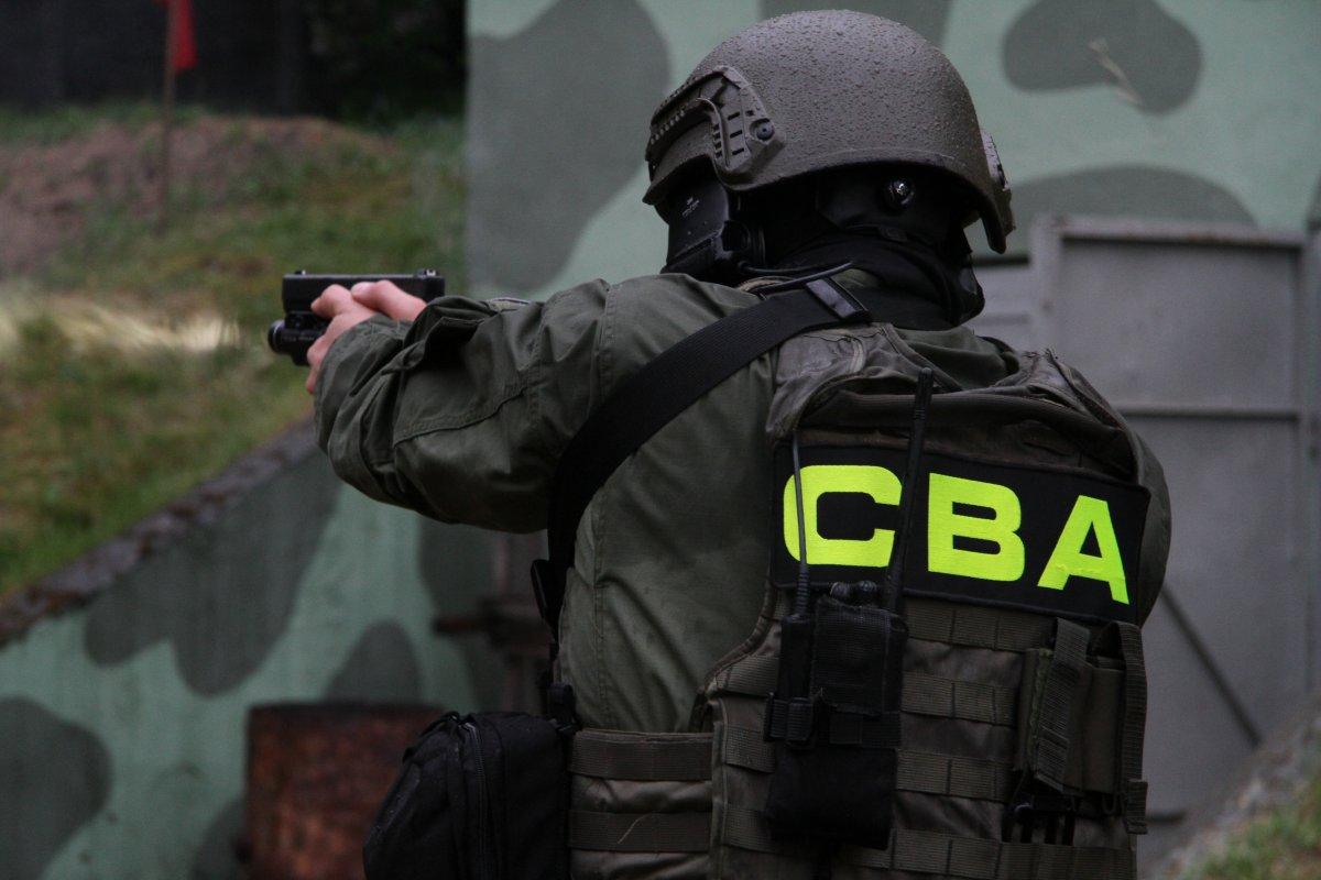 CBA zatrzymało biznesmena Ryszarda K. i byłego posła, adwokata Romana G. [FILM]