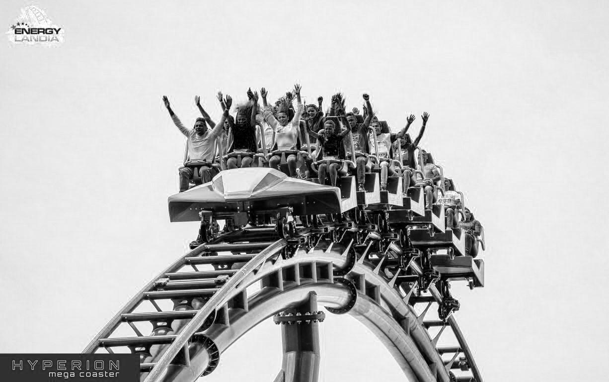 Śmierć w Energylandia w Zatorze ! Nie żyje mężczyzna ! Tragedia przy największym rollercoasterze - Hyperion.