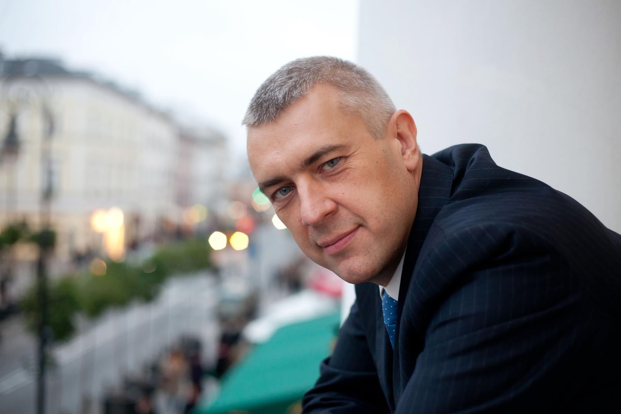 Roman Giertych ujawnia nagranie rozmowy Hofmana z Czarneckim