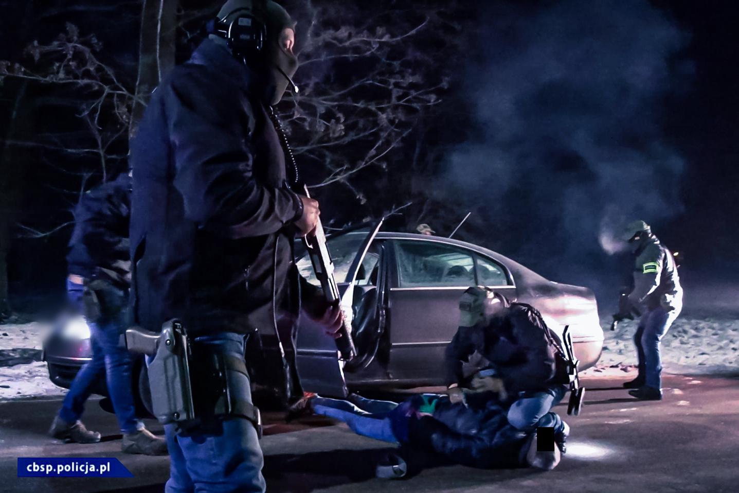 """Kolejny cios w międzynarodowy narkobiznes – kontynuacja działań w ramach operacji """"Przebudzenie mocy"""" [ZDJĘCIA, FILM]"""