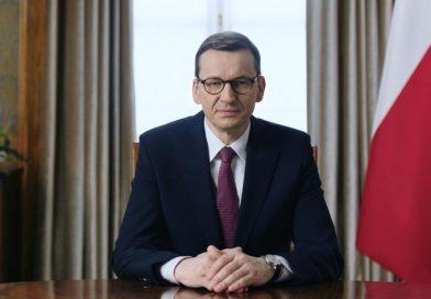 Święta Wielkanocne 2021: życzenia i apel premiera Mateusza Morawieckiego
