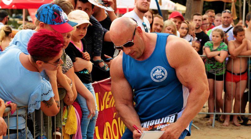Zawody Strongman 2021 w Lubniewicach. Gość specjalny Robert Burneika