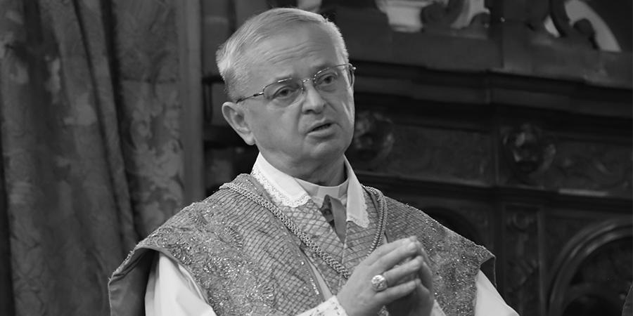 Zmarł ks. prałat Zdzisław Sochacki. Będzie bił Dzwon Zygmunt.
