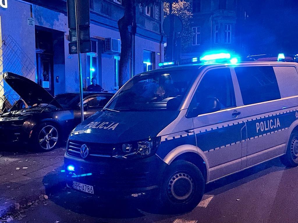 PILNE! Kierowca chevroleta, który śmiertelnie potrącił 4-latka został zatrzymany