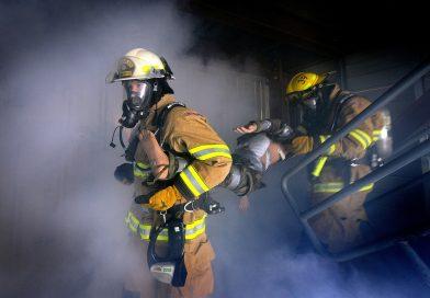 Tragiczny pożar domu! Nie żyją dwie osoby
